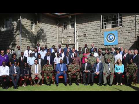 DTRA CBRNE Preparedness Program in Nairobi, Kenya