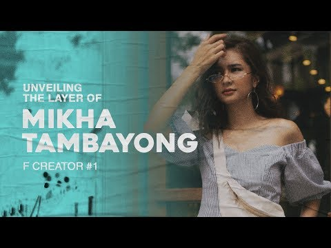 Unveiling The Layer of Mikha Tambayong