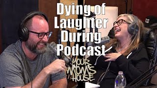 Tom Segura and Christina P. Almost Die From Laughter - YMH Highlight