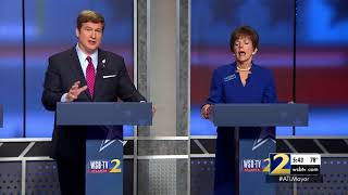 Atlanta Mayoral Debate: Peter Aman and Cathy Woolard get heated