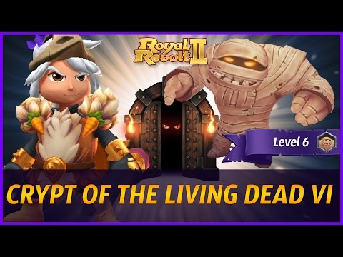 Royal Revolt 2 - Dungeon - Crypt of the Living Dead VI (6)