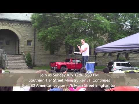 Truth in Christ Ministry-- New York Street Ministry 2015- TV Broadcast