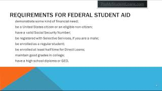 How To Get Student Loans With Bad Credit and No Cosigner