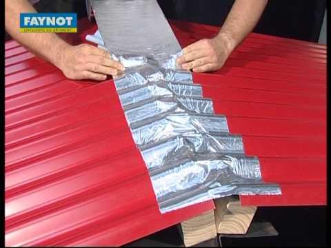 Bande Daluminium Fenoflash Autocollante Faynot