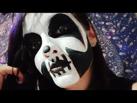 abk facepaint tutorial for dcg pre party yjc youtube