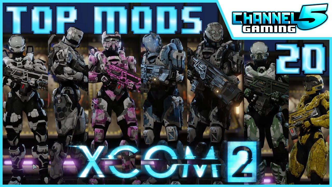 2 HALO MODS!: Halo Customizable Armors & Reach Helmets! by Nigel  Thornberry: Top Mods 20 (Xcom2)