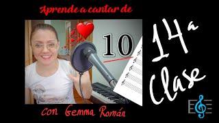 CLASE DE CANTO 14 Respiración y apoyo