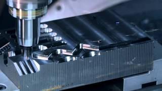 coromill 390 machining demonstration by sandvik coromant