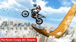 Ramp Bike Impossible Bike Racing & Stunt Games #Motorcycle Race Game #Dirt Bike Games #Games To Play