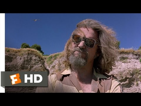The Big Lebowski - Donny's Ashes Scene (12/12) | Movieclips