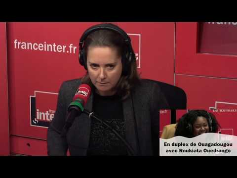 Visite d'Emmanuel Macron au Burkina Fasso - Le Billet de Charline