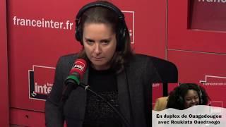 Visite d'Emmanuel Macron au Burkina Faso - Le Billet de Charline
