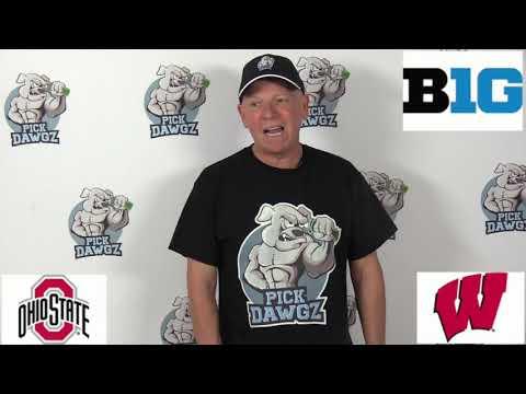 Ohio State vs Wisconsin 12/7/19 Free College Football Pick and Prediction Big Ten Championship
