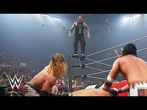 WWE Network: The Hardy Boyz Vs. MNM: December To Dismember 2006