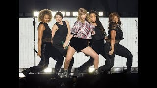 Taylor Swift - Look What You Made Me Do (live at POPTOPIA)