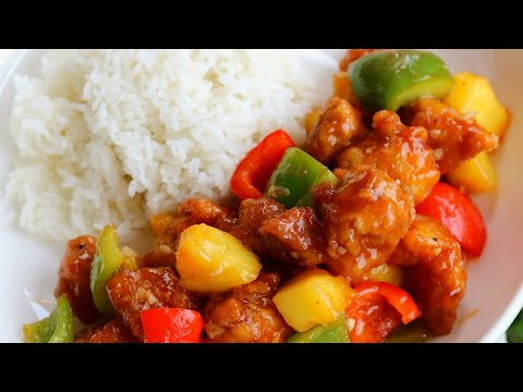 BETTER THAN TAKEOUT Sweet And Sour Pork [酸甜咕噜肉]