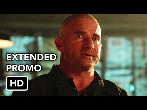 DC's Legends of Tomorrow 2x16 Extended Promo