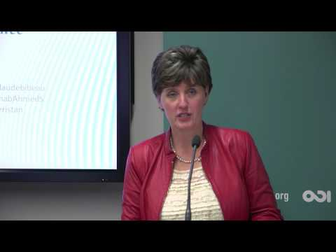 A feminist approach to international assistance - Keynote speeches and panel