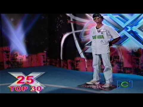 1/2 Top 30 Audiciones Chistosas Factor XD  2009