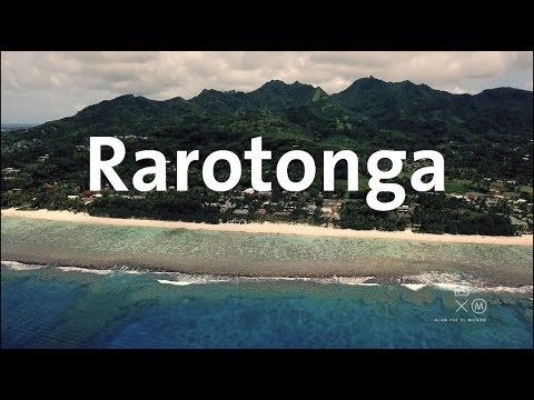 Lugares exóticos del mundo - RAROTONGA | Alan por el mundo
