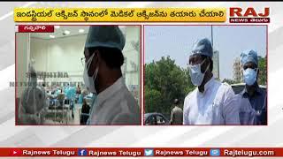 Union Minister Kishan Reddy Sensational Comments On CM KCR | RAJ NEWS TELUGU