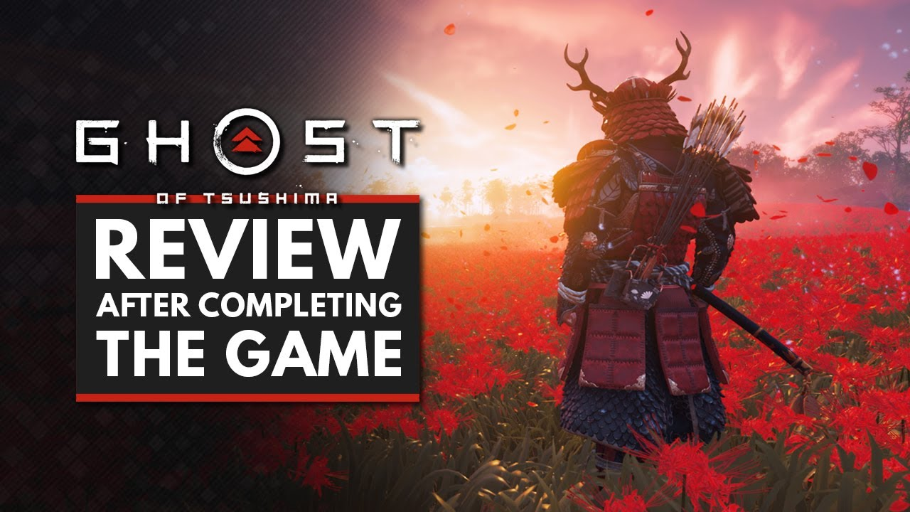 Ghost of Tsushima Review After Completing the Game (Spoiler Free!)