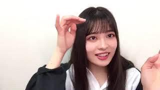 2021年04月07日19時49分 行天 優莉奈(AKB48 チーム8)SHOWROOM配信.