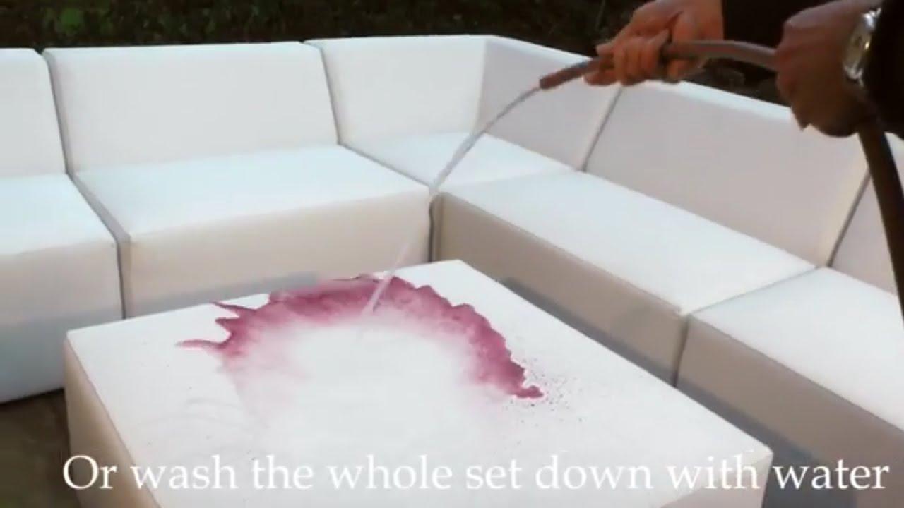 Merveilleux CoSi 100% Waterproof Outdoor Sofa Set