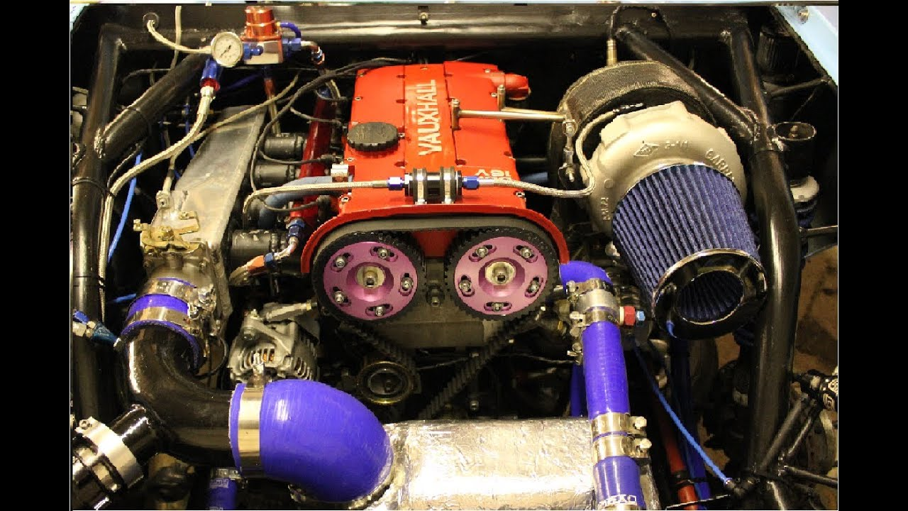 Vauxhall Xe Turbo First Start Up 1973 Ford Escort Mk1