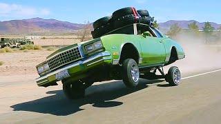 Low-Rider Monte Carlo Destroys a Road! | Roadkill | MotorTrend
