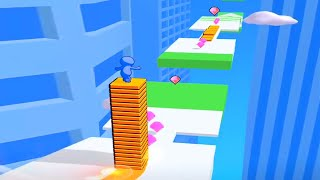 Bridge Master - All Levels Gameplay Android iOS Levels 1-5