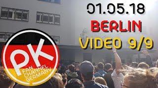 "Paul Kalkbrenner - ""Part Thirteen"" - Aufbau Haus Berlin - Video 9/9 - Parts Of Life - 01.05.18"