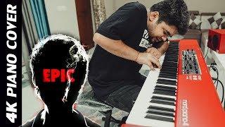 BEKHAYALI - KABIR SINGH (EPIC PIANO COVER) видео