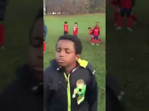 The Rising stars football academy mannequin challenge