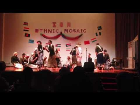 culture night Yemen performance (UCSI)