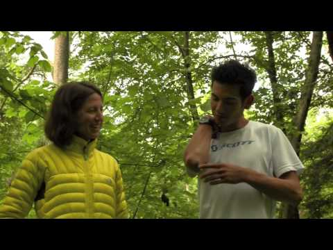 Sage Canaday, 2013 Cayuga Trails 50 Champion, Interview