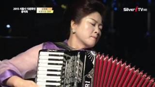 용두산 엘레지,  꽃마차 (아코디언연주, 김헌희 010-2958-8791)
