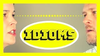 Idioms | Learn 5 English Idioms in Conversation | Rachel's English