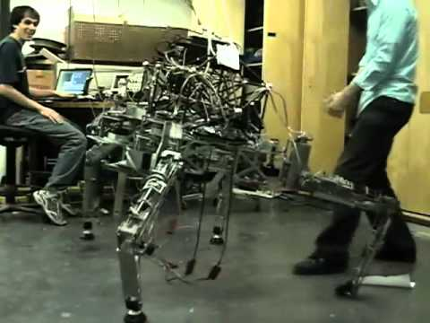 Download Youtube: Compliant Task Execution for legged Locomotion