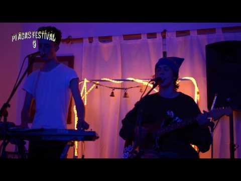 Plagas Festival 9 • Grisaux, Juan Saieg y David Salomón