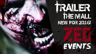 Zed Events: Locations   'The Mall' Zombie Survival Event Trailer