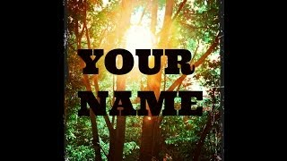 Finding Your Therian Name!!