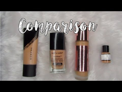 Comparable To Morphe Fluidity?! | Princess.Peach