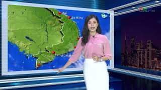 Dự báo thời tiết tối (08/11/2019)