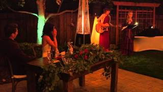 Sisters cover Taylor Swift as wedding toast