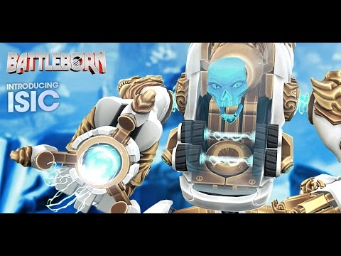 Battleborn - Isic - Meltdown Gameplay[Twitch Play]