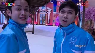 Hẹn Ngay Đi - Trải Nghiệm | Minh Xù và Trung Kiên tình tứ tại nhà tuyết giữa lòng Sài Gòn