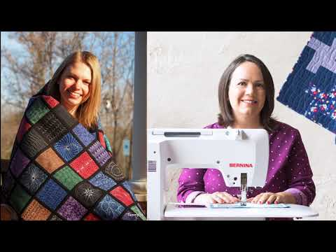 Piece and Quilt Precut Fabric with Christa Watson, Podcast #43