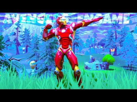 fortnite x avengers endgame infinity gauntlet ltm v2 soon - fortnite marvel endgame