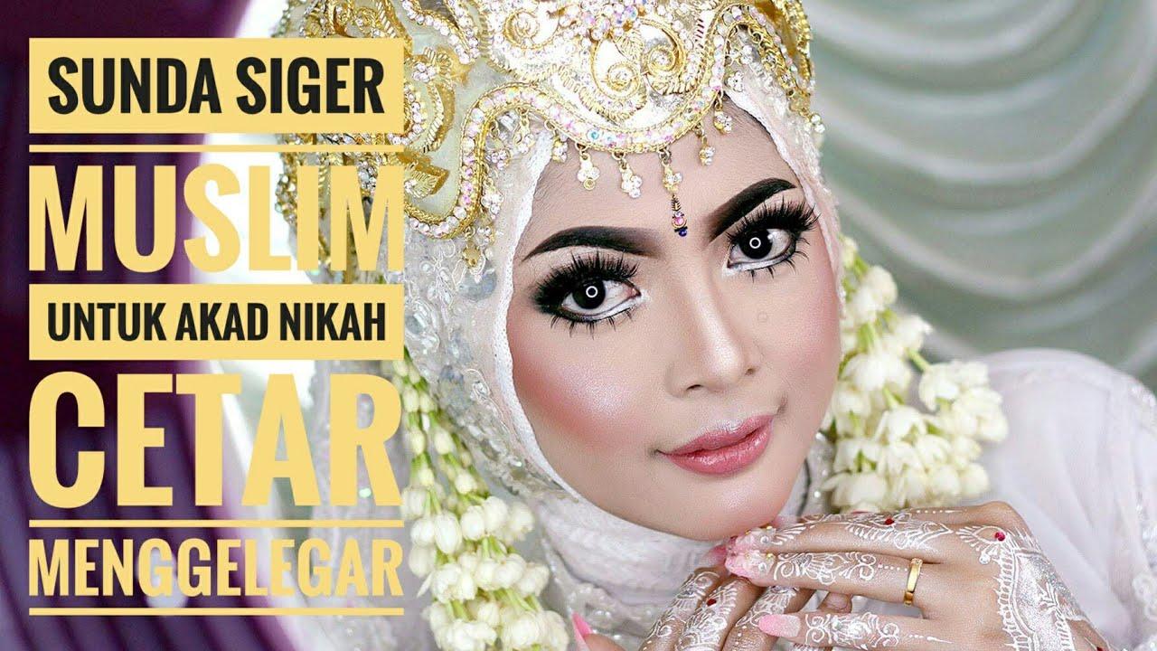 Sunda Siger Hijab Untuk Akad Nikah